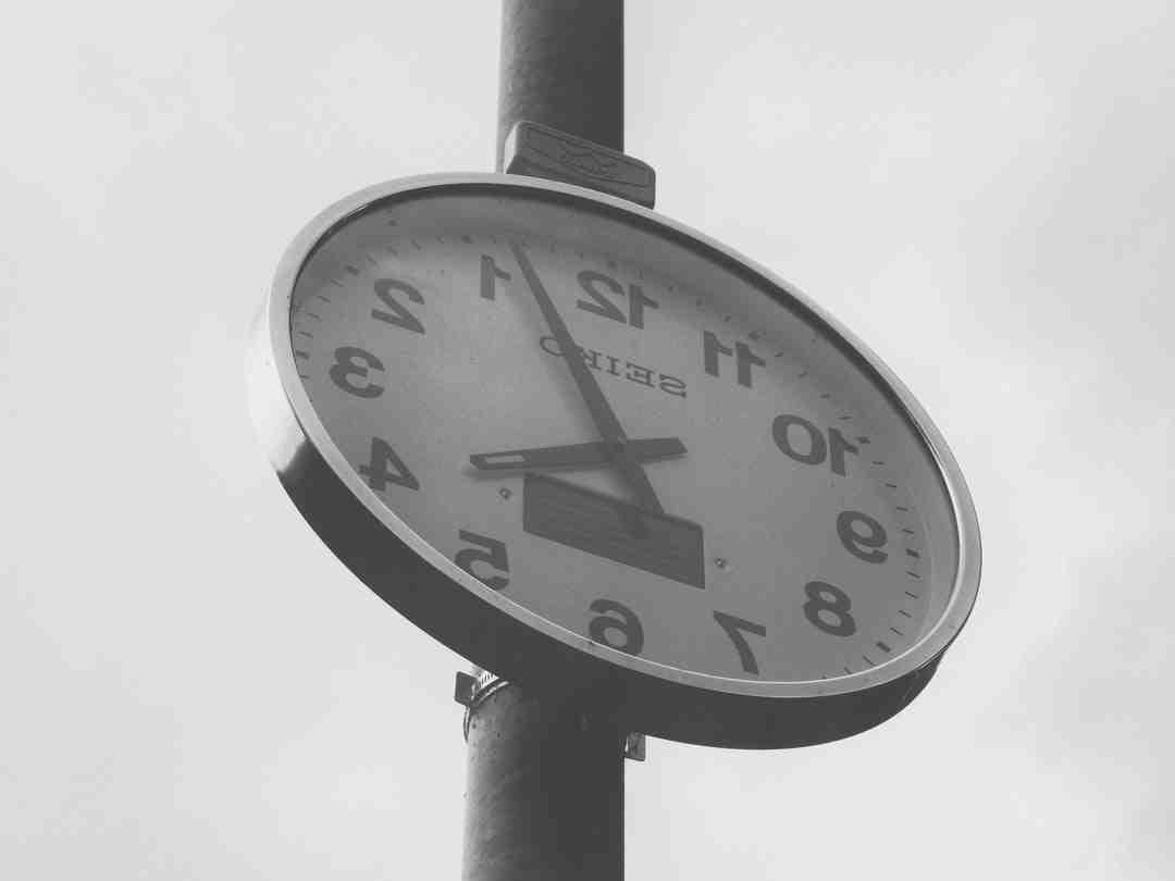 Comment calculer des minutes en heure ?