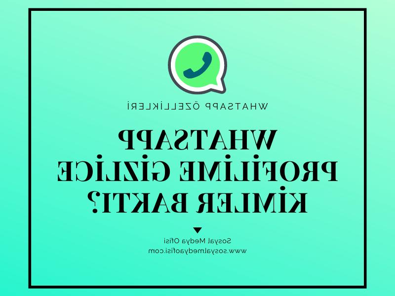 Comment changer la photo d'un ami sur WhatsApp?