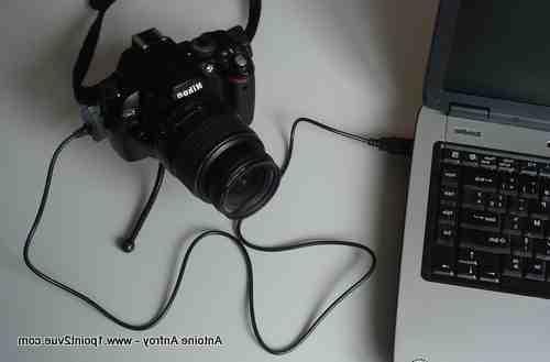 Comment connecter ma caméra à mon ordinateur en wifi?