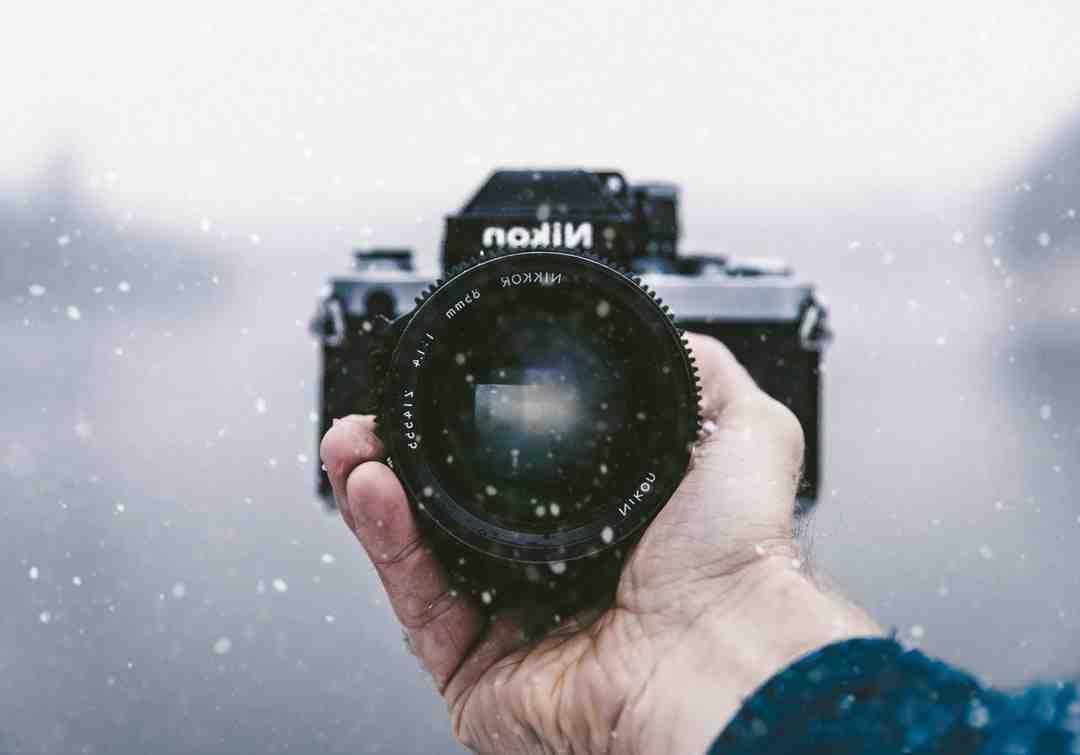 Comment créer une vidéo avec Nikon SLR?