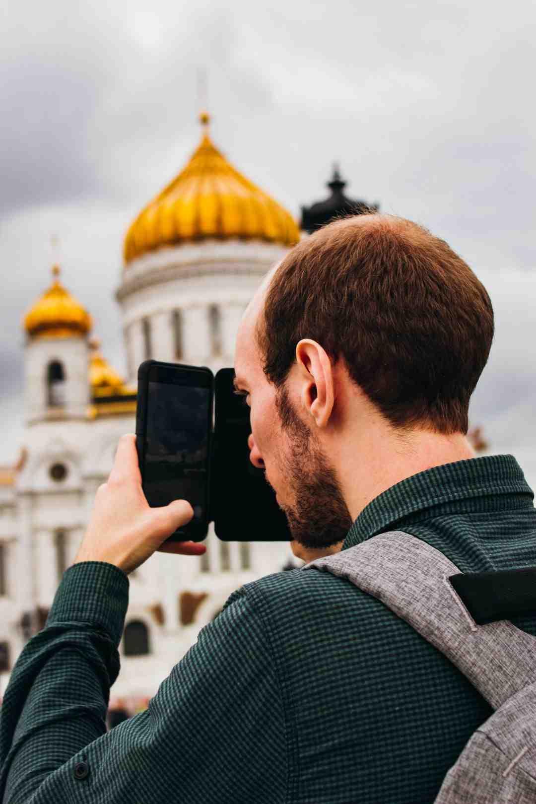 Comment développer des photos de téléphone?