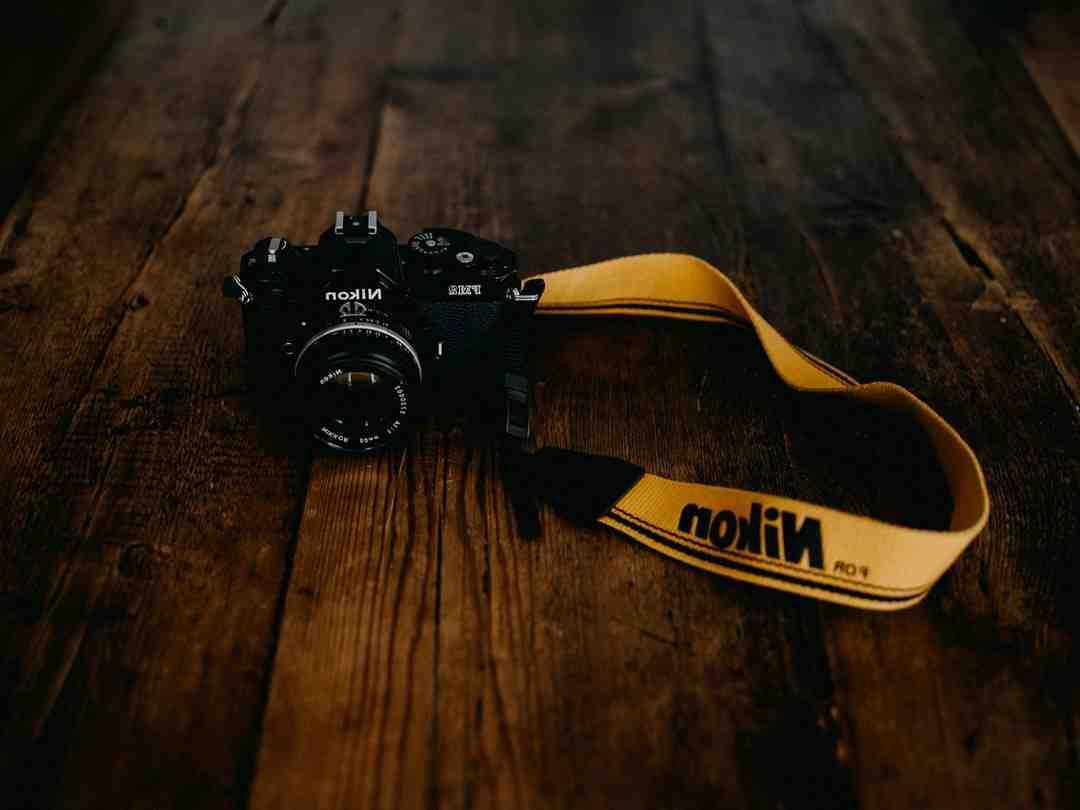 Comment développer une pellicule photo ?