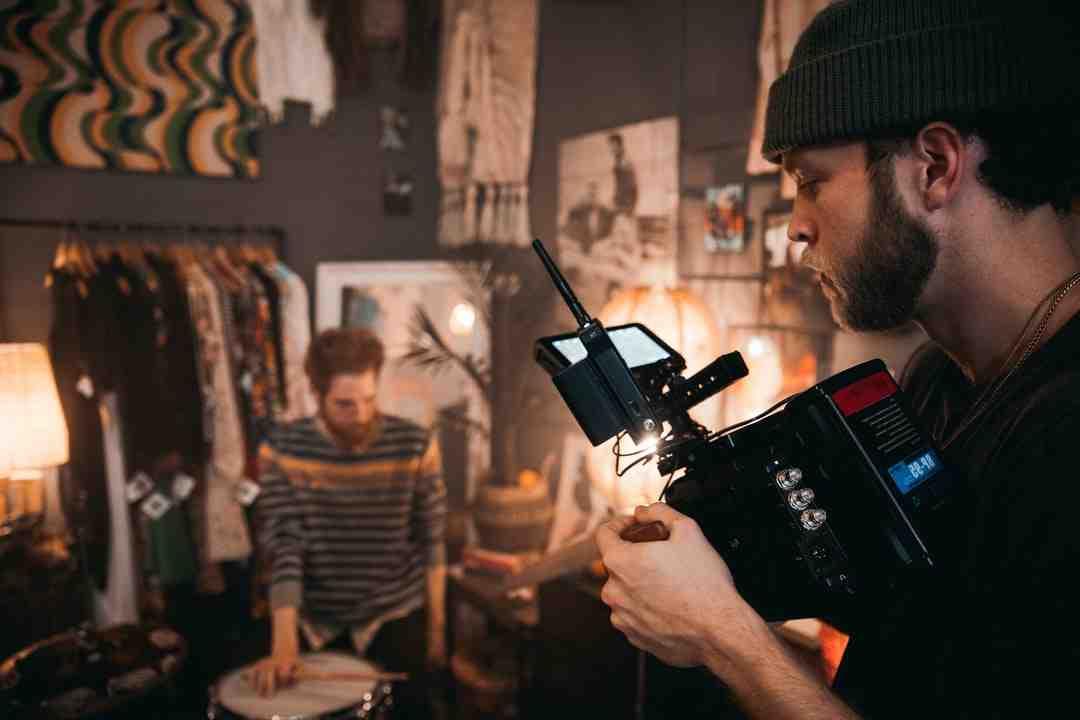 Comment diffuser une vidéo en direct?
