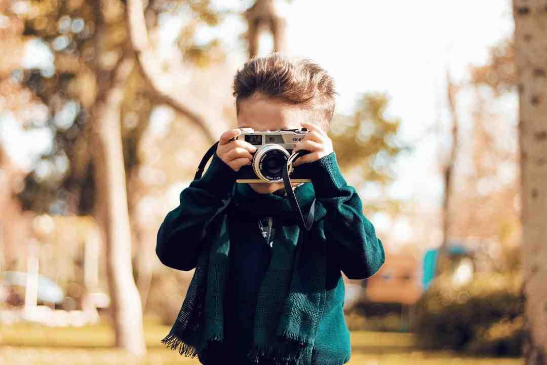Comment flouter une partie de photo en ligne ?