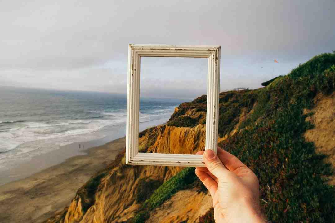 Comment fonctionne un miroir photo?
