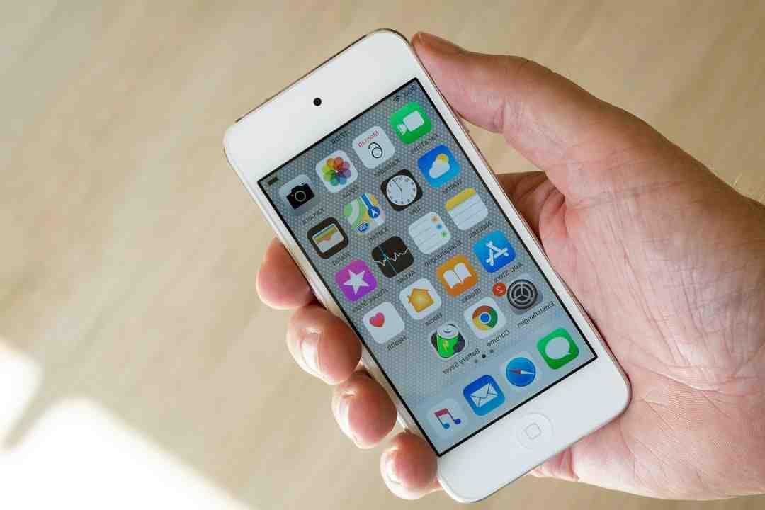 Comment importer des photos iPhone?