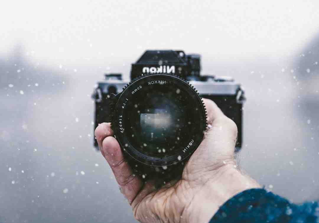 Comment photographier avec Nikon d610?