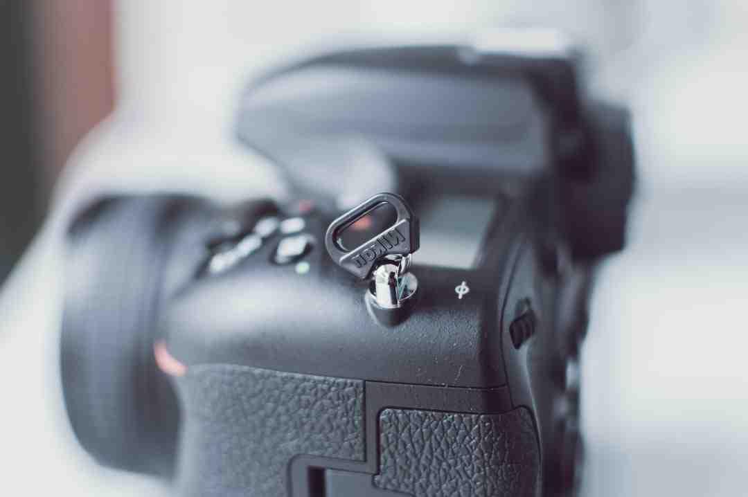 Comment photographier avec Nikon d7500?