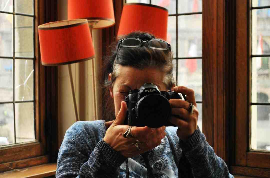 Comment photographier avec un Nikon D5100?
