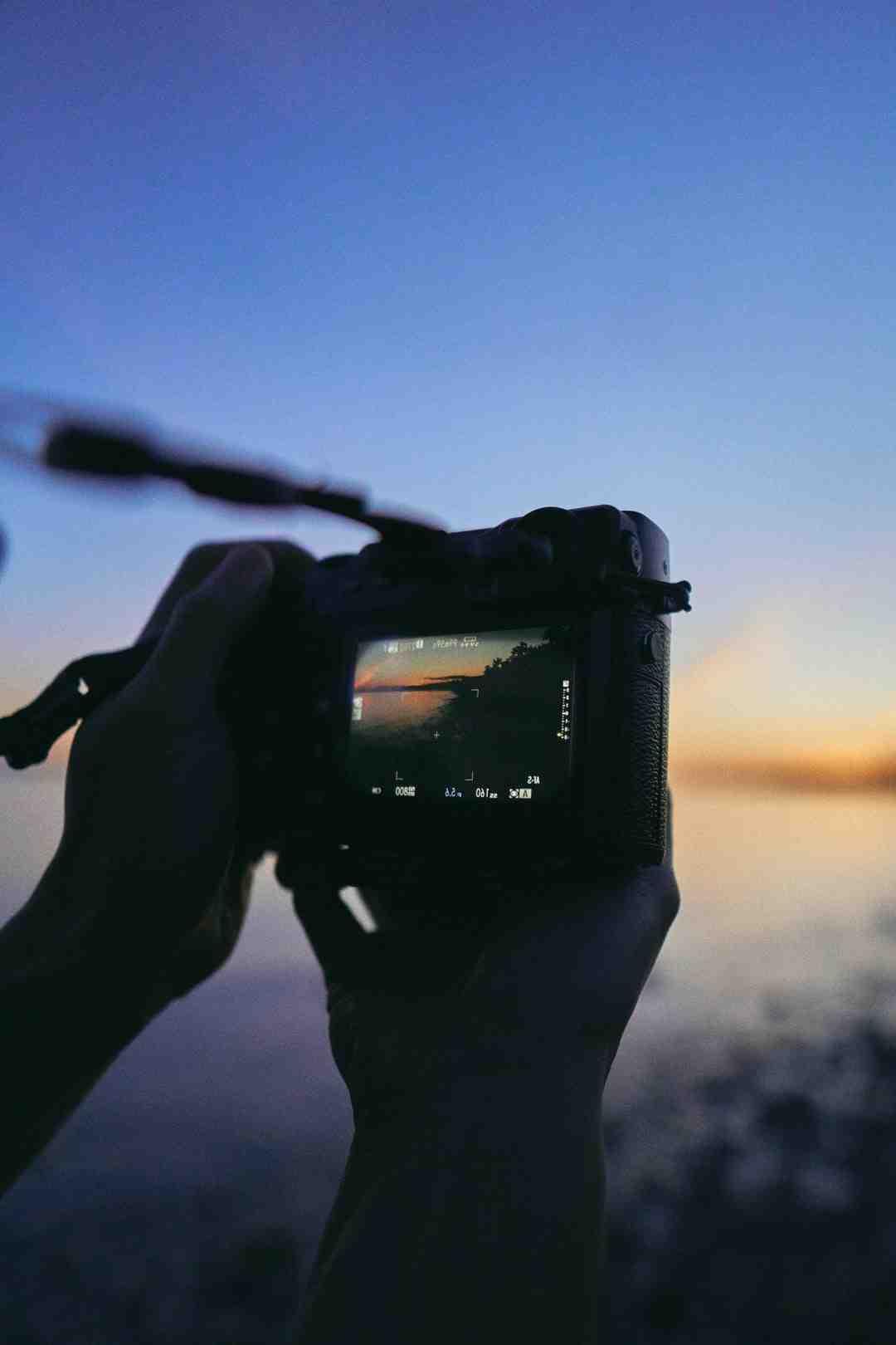 Comment rendre une photo plus nette application ?