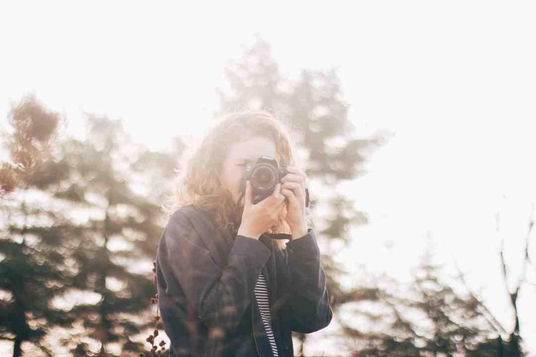 Comment rendre une photo plus nette sans photoshop ?