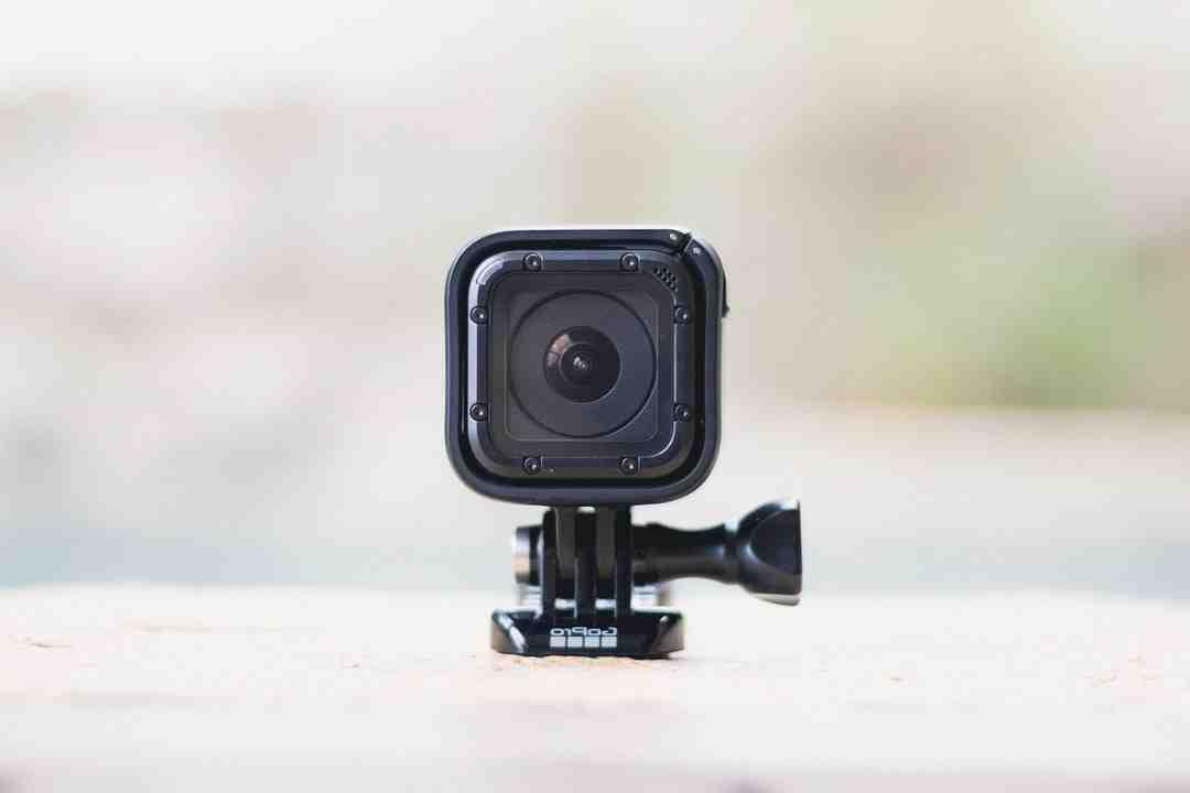 Quelle GoPro prendre pour commencer?
