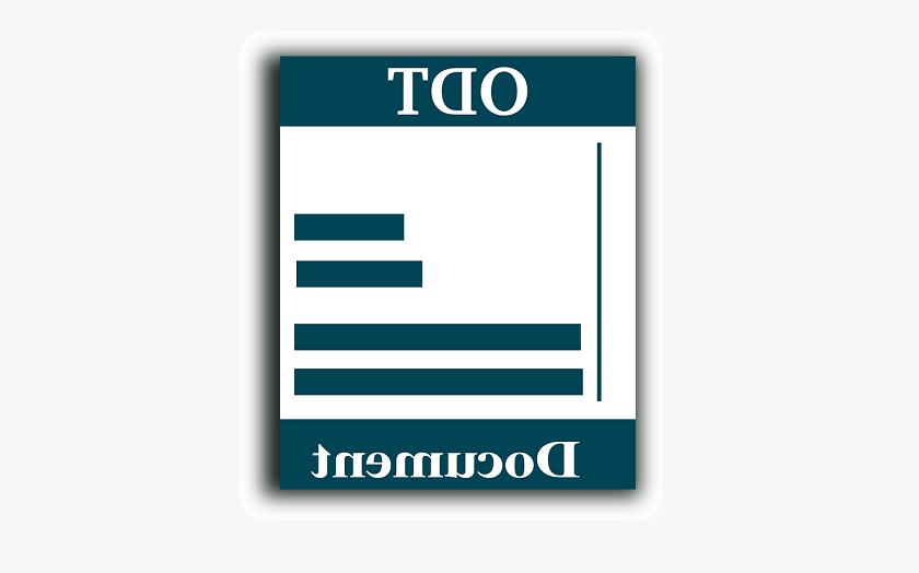 Quelle application pour ouvrir un fichier ODT ?