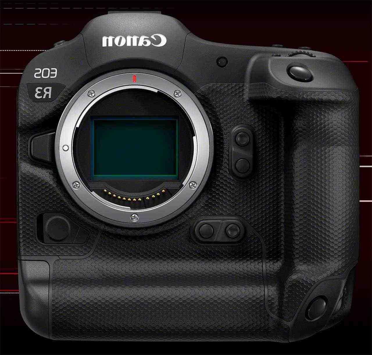 5 choses que nous NE SAVONS PAS sur le Canon EOS R3