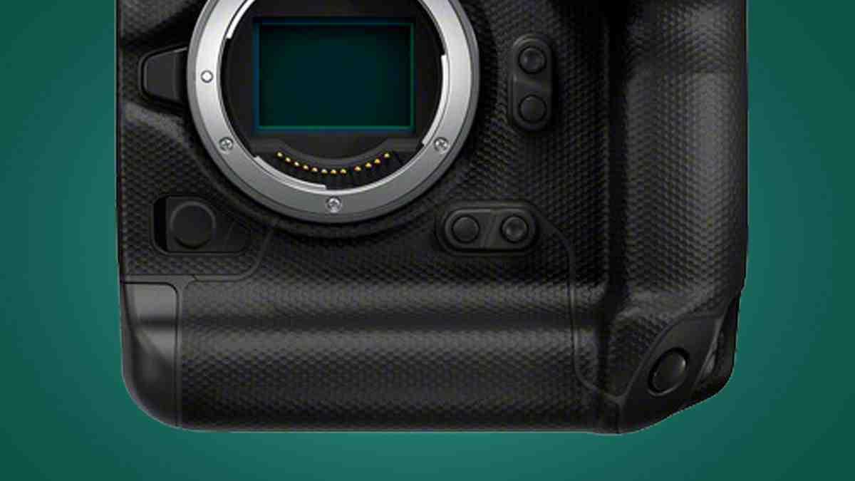 5 choses que nous savons sur le Canon EOS R3