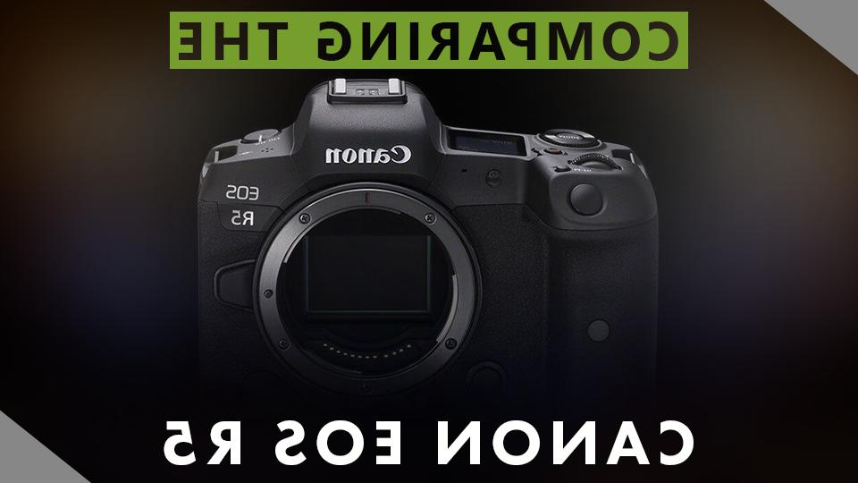 Canon a mis à jour le micrologiciel EOS R5 vers la version Ver. 1.3.1