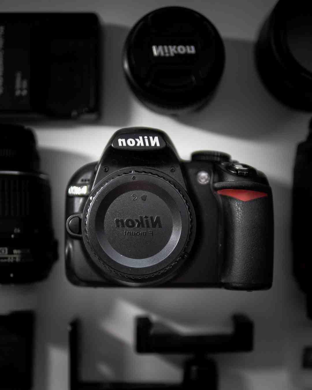 Comment bien régler un Nikon D3100 ?