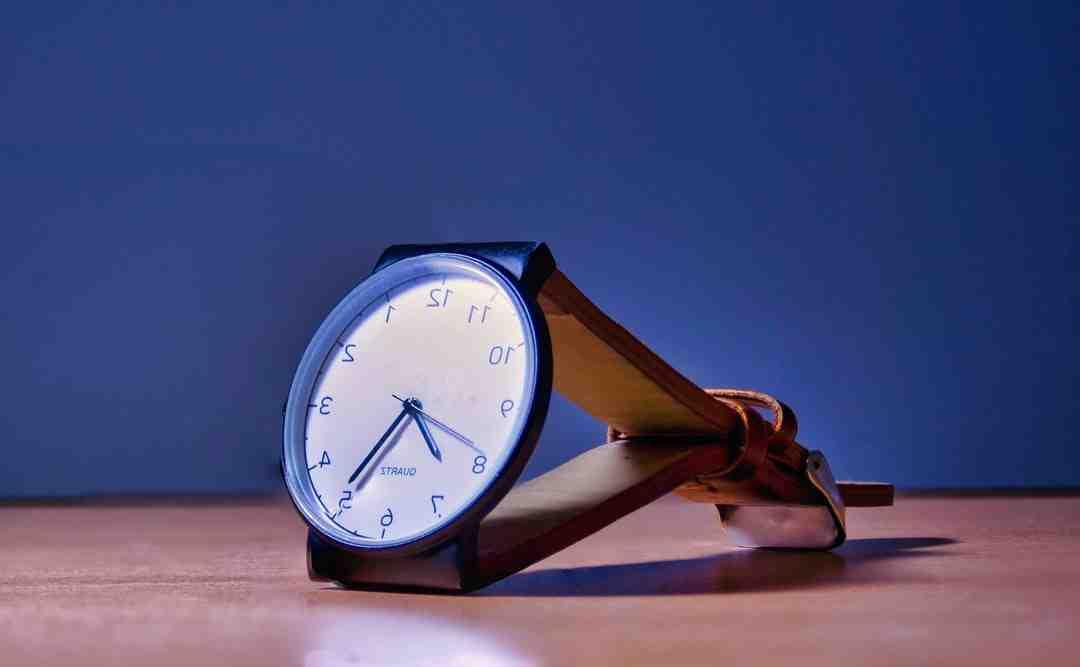 Comment convertir 2h30 en heure ?
