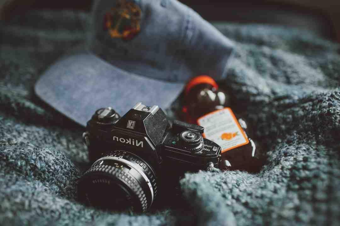 Comment démonter un objectif d'appareil photo ?