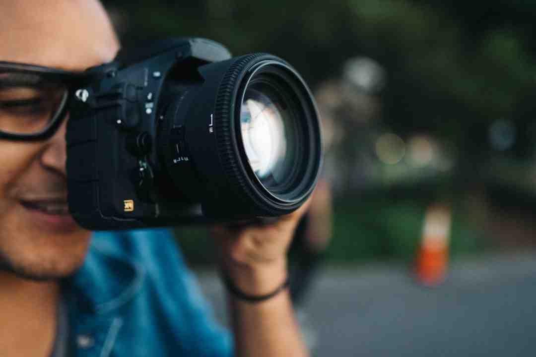 Comment démonter un objectif photo ?