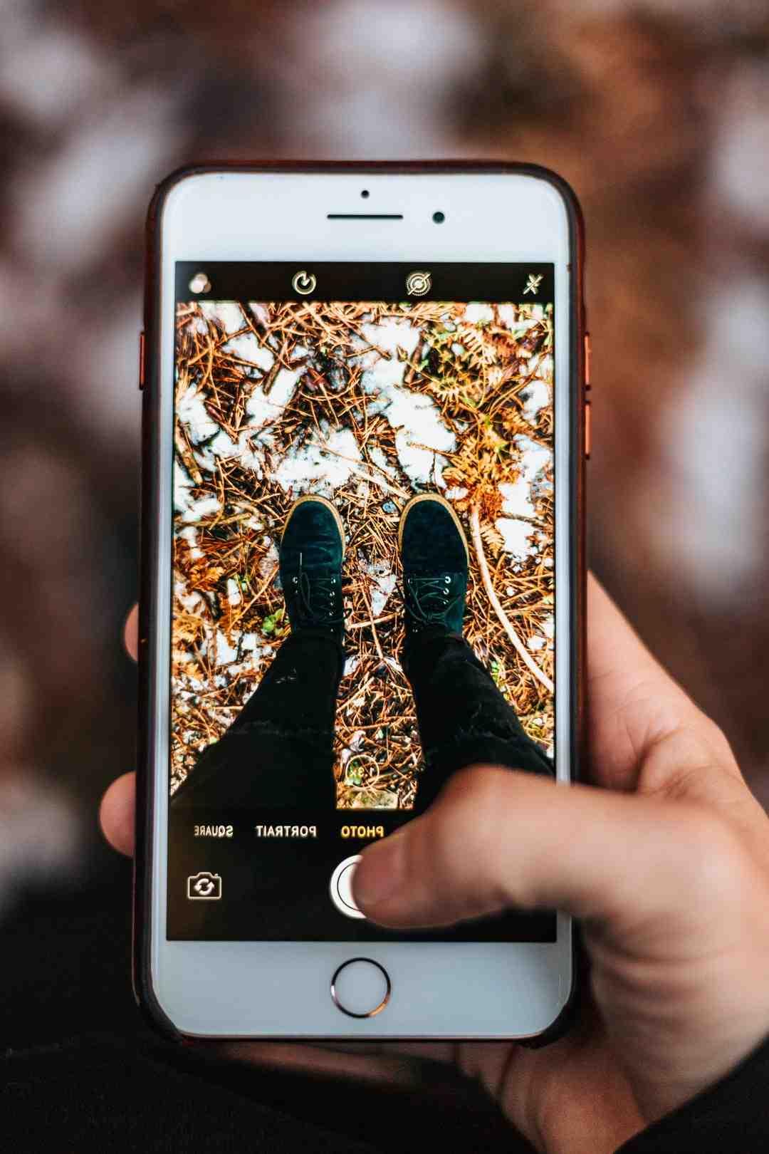 Comment enlever le son de l'appareil photo sur iPhone 6 ?