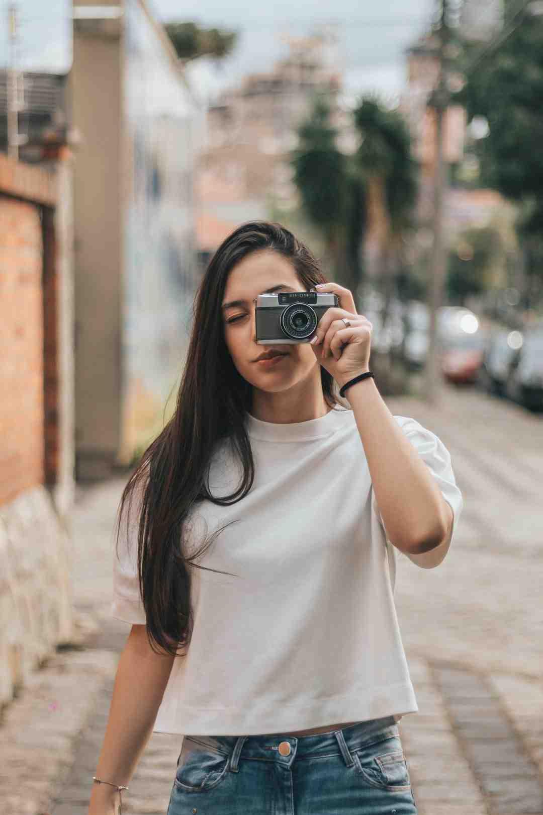 Comment enregistrer des photos dans un dossier ?