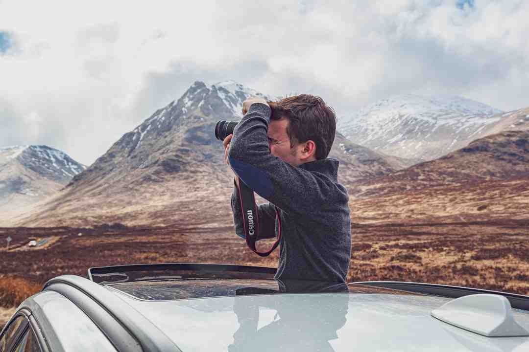 Comment faire glisser des photos dans un dossier ?