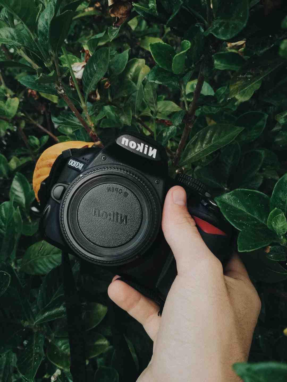 Comment filmer avec un appareil photo Nikon ?