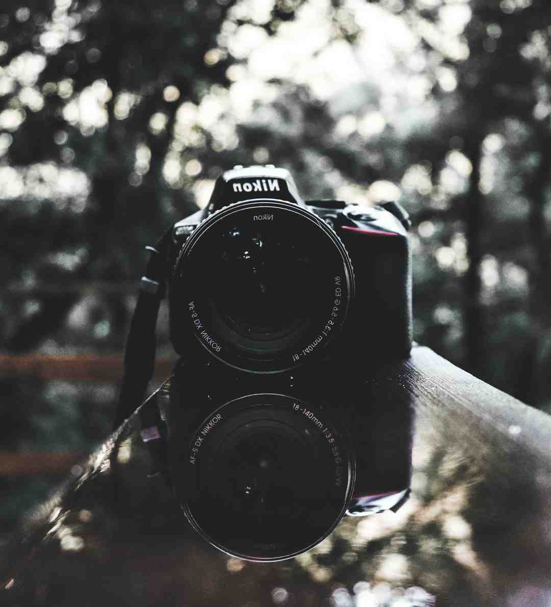 Comment nettoyer son appareil photo Nikon ?