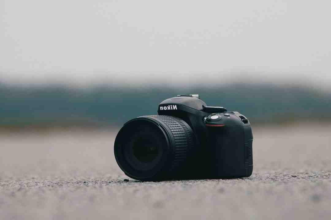 Comment régler l'ouverture du diaphragme Nikon ?