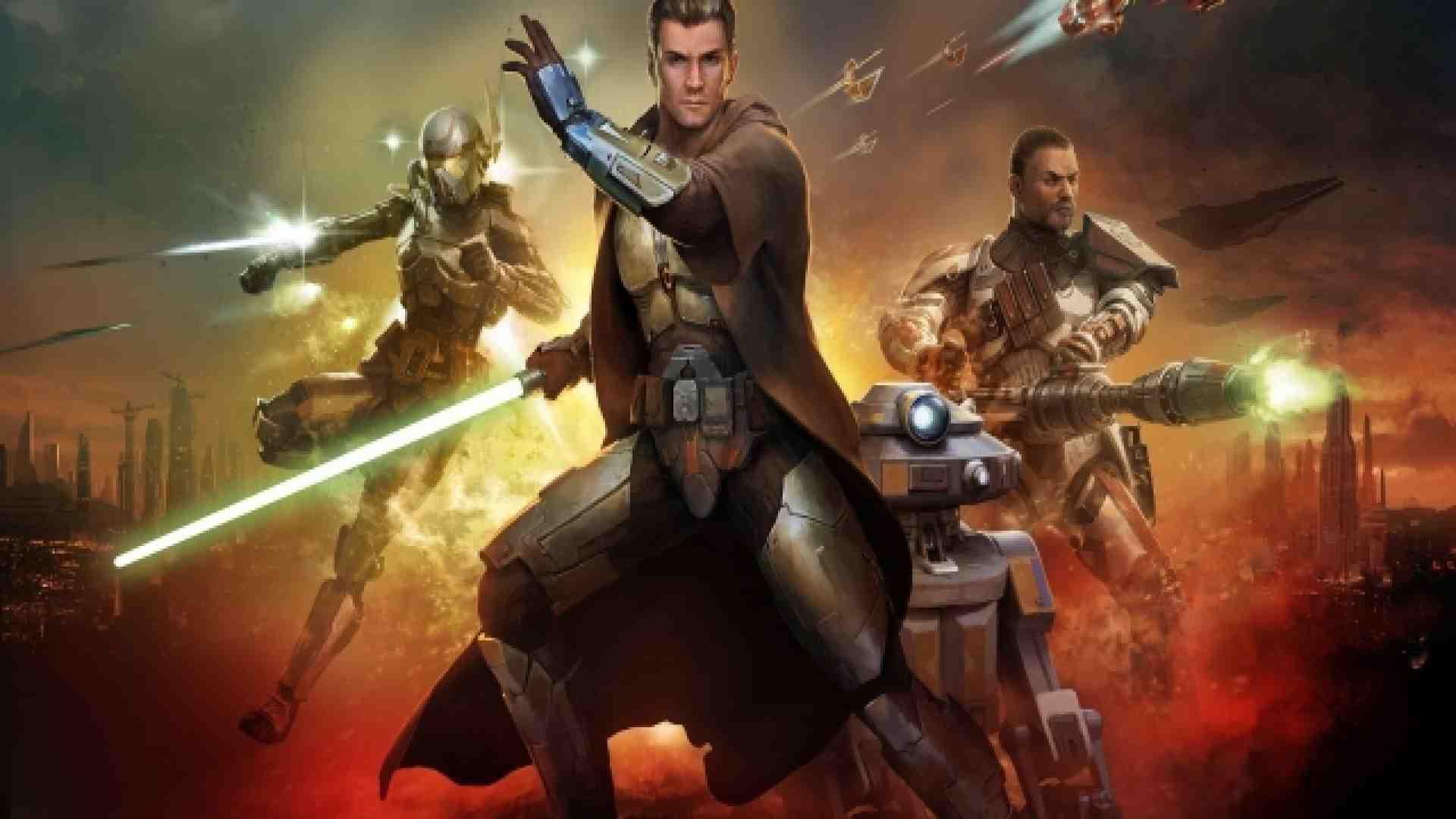 Dark Revan sera-t-il dans la Haute République?
