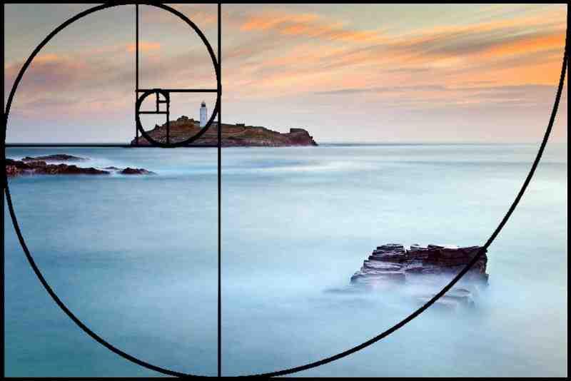 # 2. Flux visuel: créez des lignes (ou courbes) qui mèneront au point focal ou vers l'image