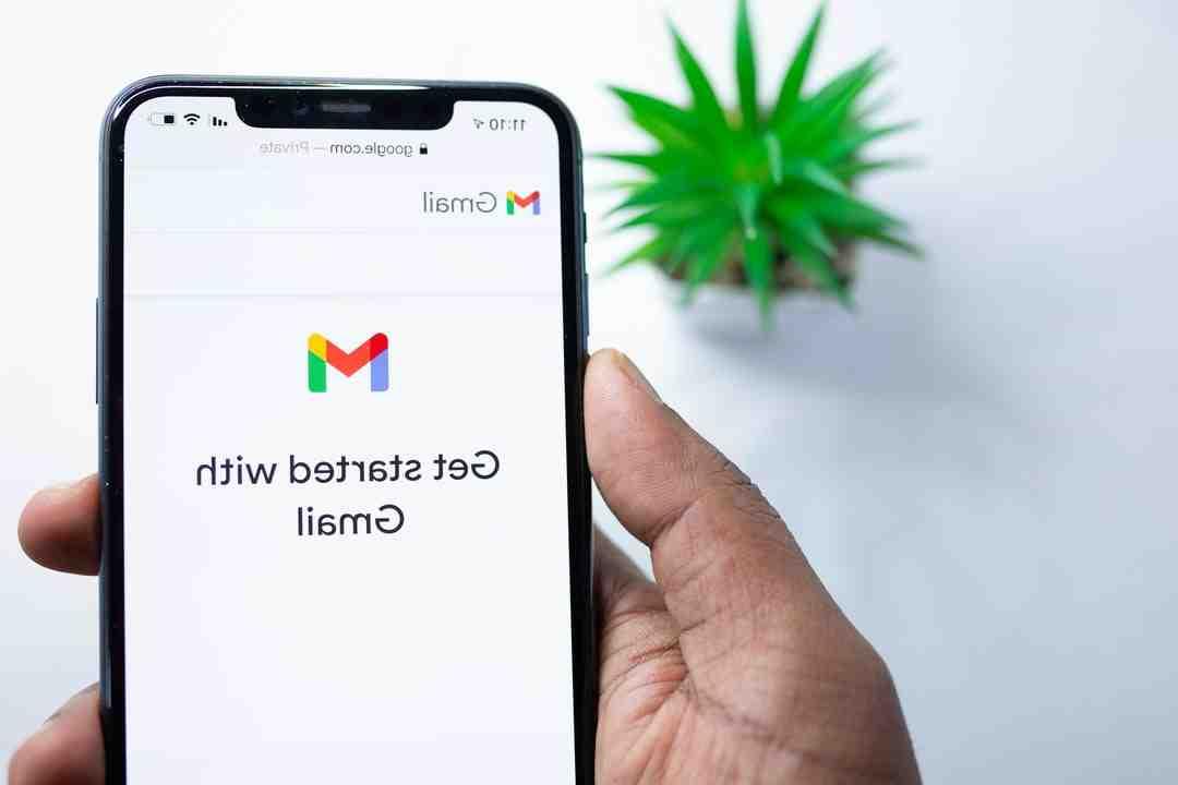 Comment créer un raccourci pour Gmail ?