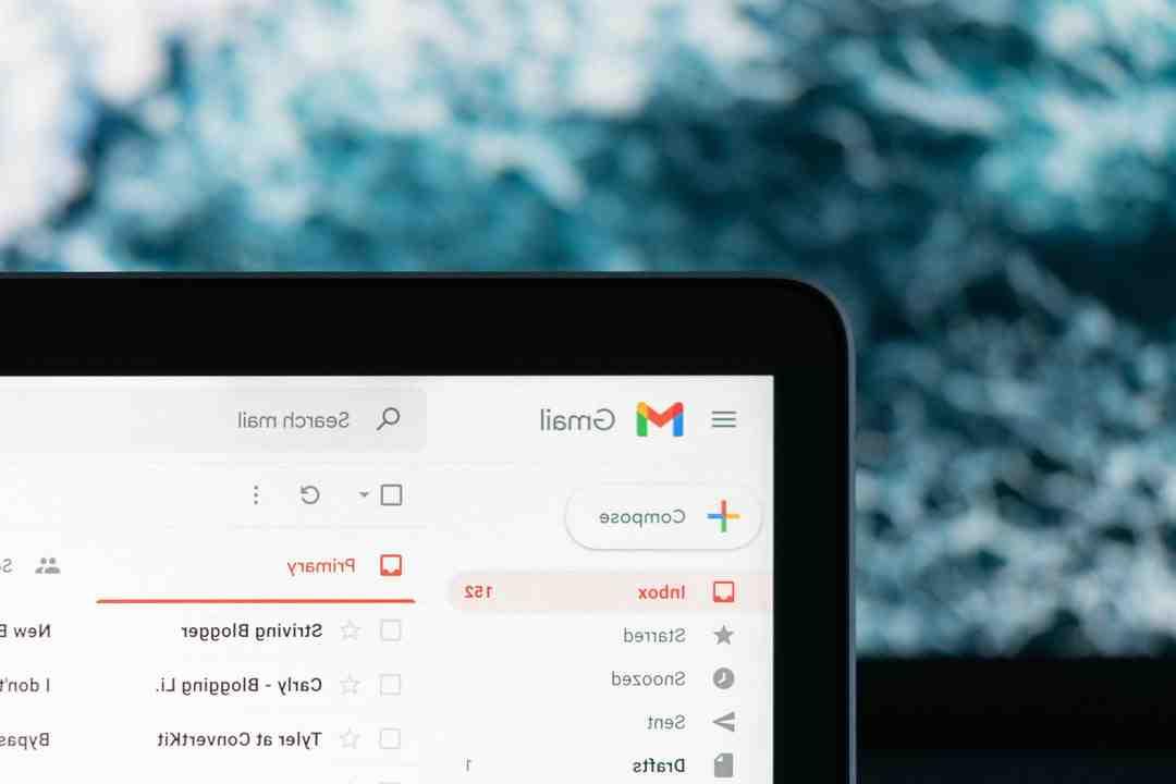 Comment faire pour recuperer mon compte Gmail ?