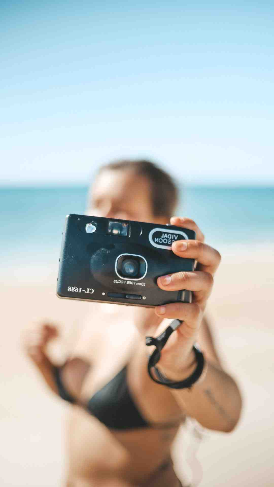 Comment mettre le retardateur sur un appareil photo Lumix ?