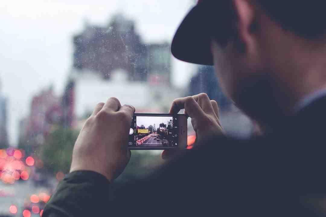 Comment prendre une photo avec l'iPhone ?
